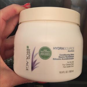 Biolage Hydrosource 16.9 oz conditioning balm